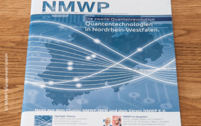 ML4Q in the NMWP magazine