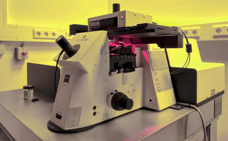 Nanoscribe Photonic Professional GT