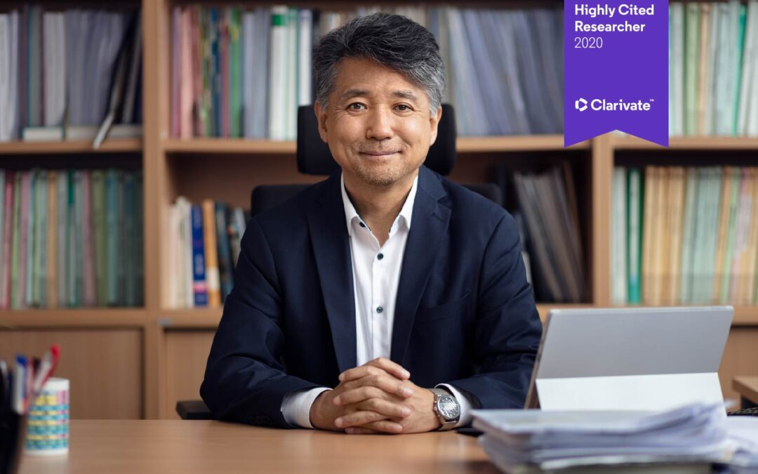 Yoichi Ando among the Highly Cited Researchers 2020 in Physics