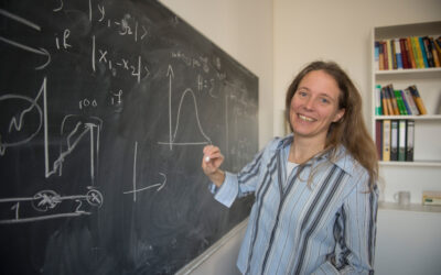 Corinna Kollath named APS fellow