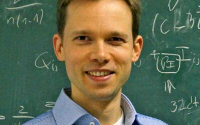 Emmy Noether Junior group leader Martin Kliesch joins the network of associated members of ML4Q