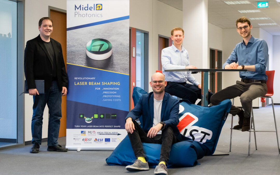 Midel Photonics receives 0.75 MEUR seed funding