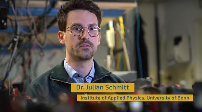 Julian Schmitt on latest Science paper findings