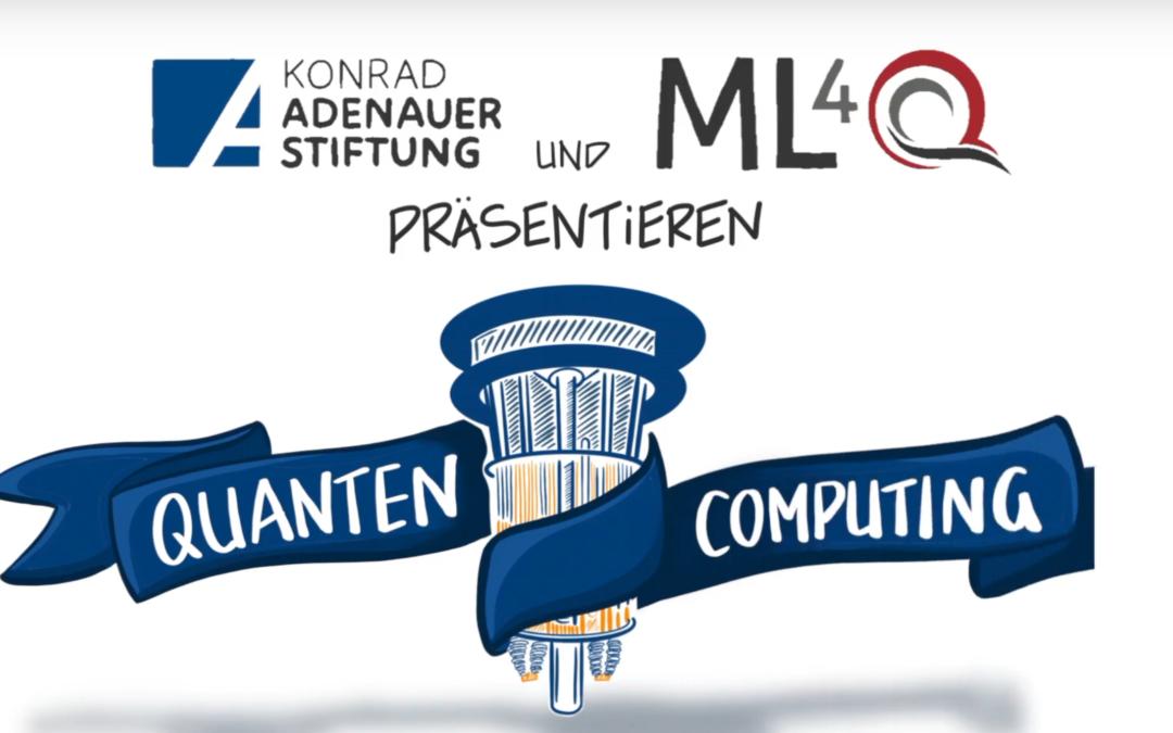 Was ist eigentlich Quantencomputing? The Konrad Adenauer Foundation interviews David DiVincenzo