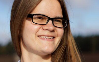 """Anne Matthies is this week's """"Physikerin der Woche"""""""