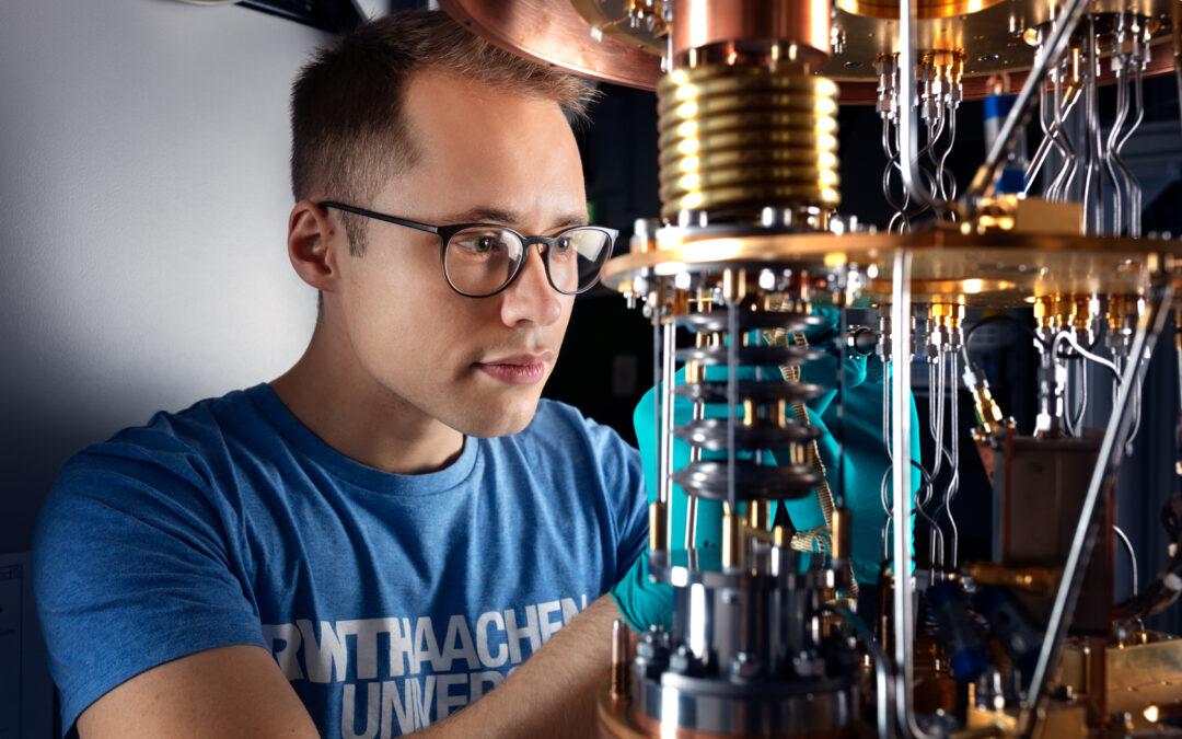 JARA Institute for Quantum Information (QI)