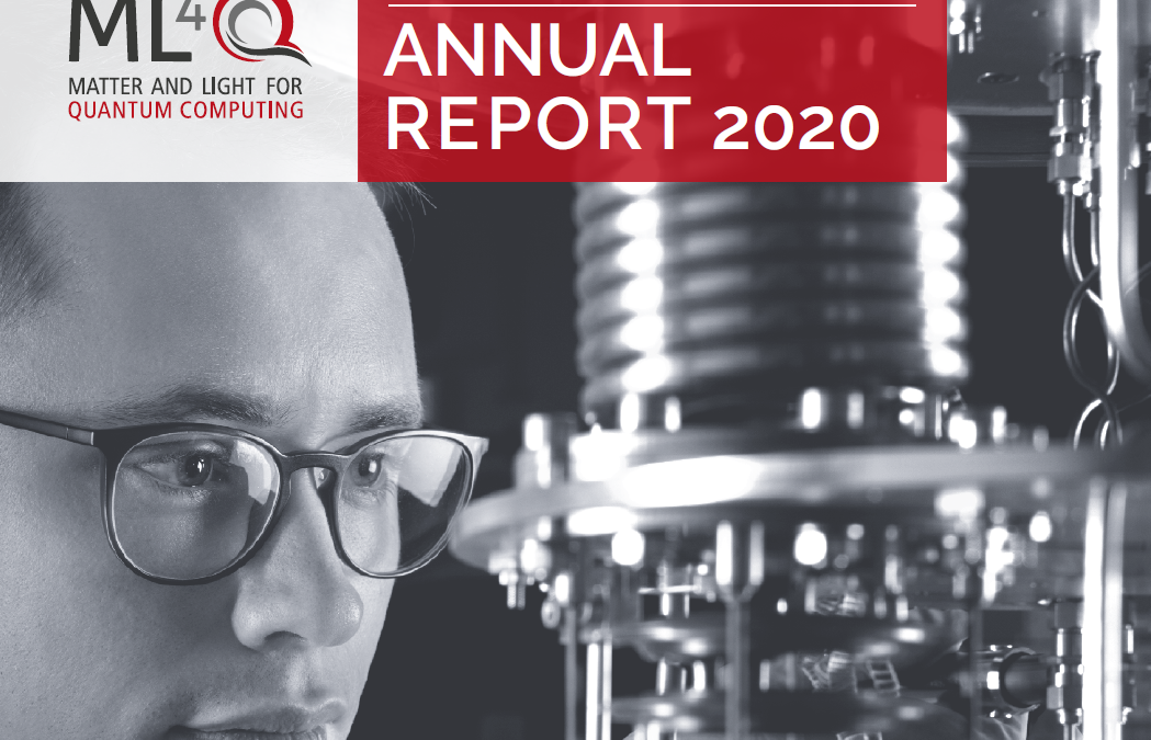 Annual report 2020 now online