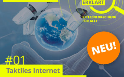 ExzellentErklärt – the podcast of Germany's Clusters of Excellence goes online