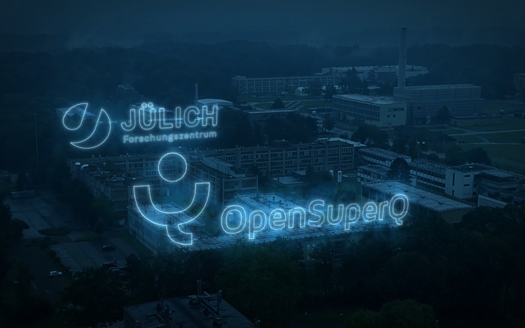 OpenSuperQ project film just released